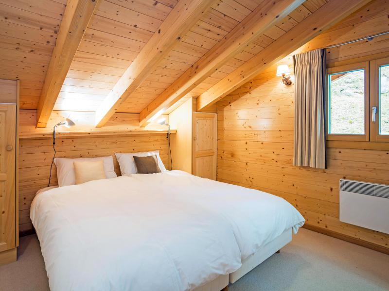 Vacances en montagne Chalet Mountain Star - Thyon - Chambre