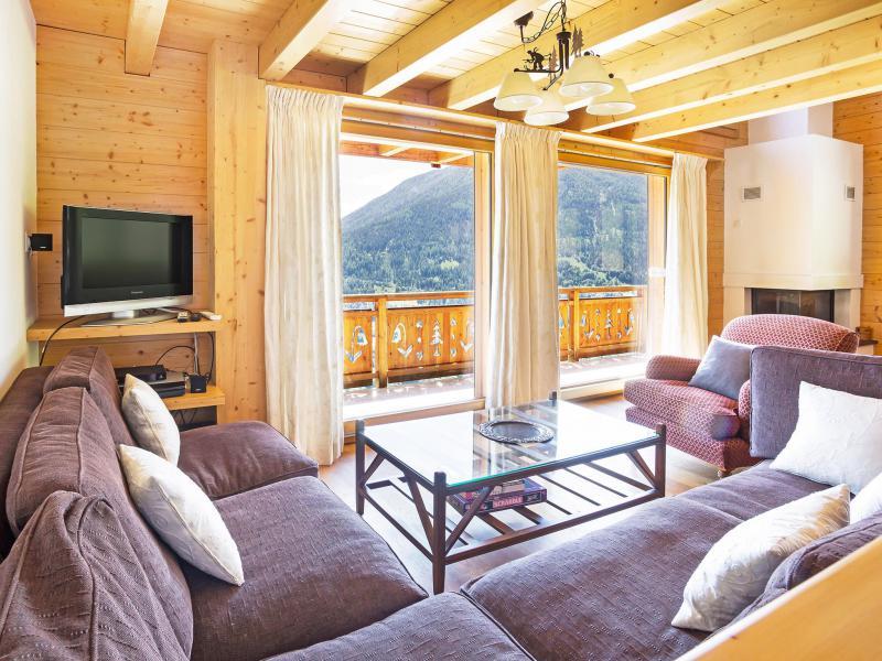 Vacances en montagne Chalet Mountain Star - Thyon - Séjour