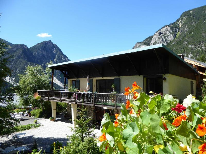 Wakacje w górach Chalet Namaste - Pralognan-la-Vanoise - Na zewnątrz latem