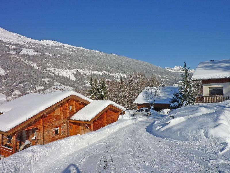 Vakantie in de bergen Studio 4 personen (1) - Chalet Namasté - Le Grand Bornand