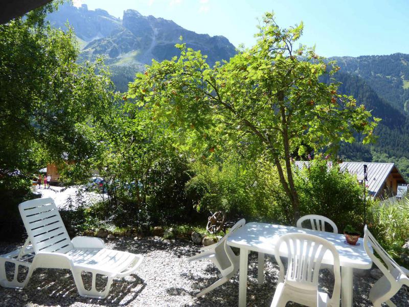 Wakacje w górach Studio z alkową 4 osoby - Chalet Namaste - Pralognan-la-Vanoise