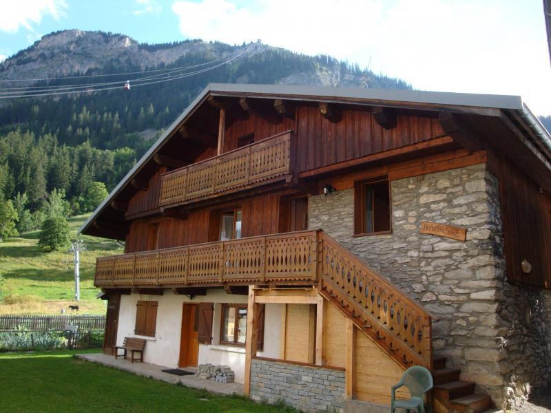 Vacaciones en montaña Chalet Namaste Barioz - Pralognan-la-Vanoise - Verano