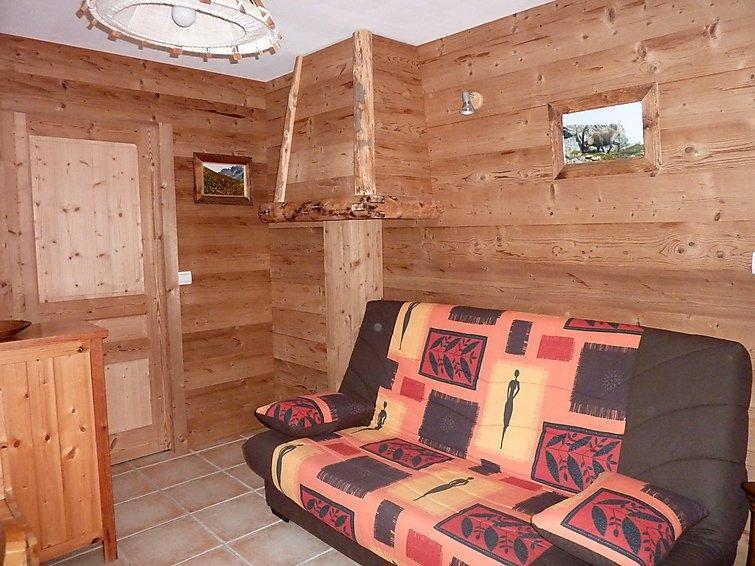 Vakantie in de bergen Studio 4 personen (1) - Chalet Namasté - Le Grand Bornand - Verblijf