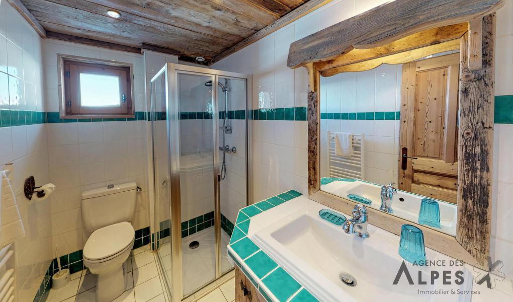 Vacances en montagne Chalet triplex 8 pièces 16 personnes - Chalet Nécou - Les Menuires - Logement