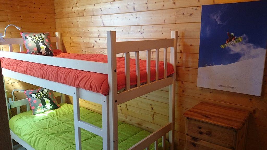 Vakantie in de bergen Chalet Ogegor - Le Grand Bornand - Stapelbedden