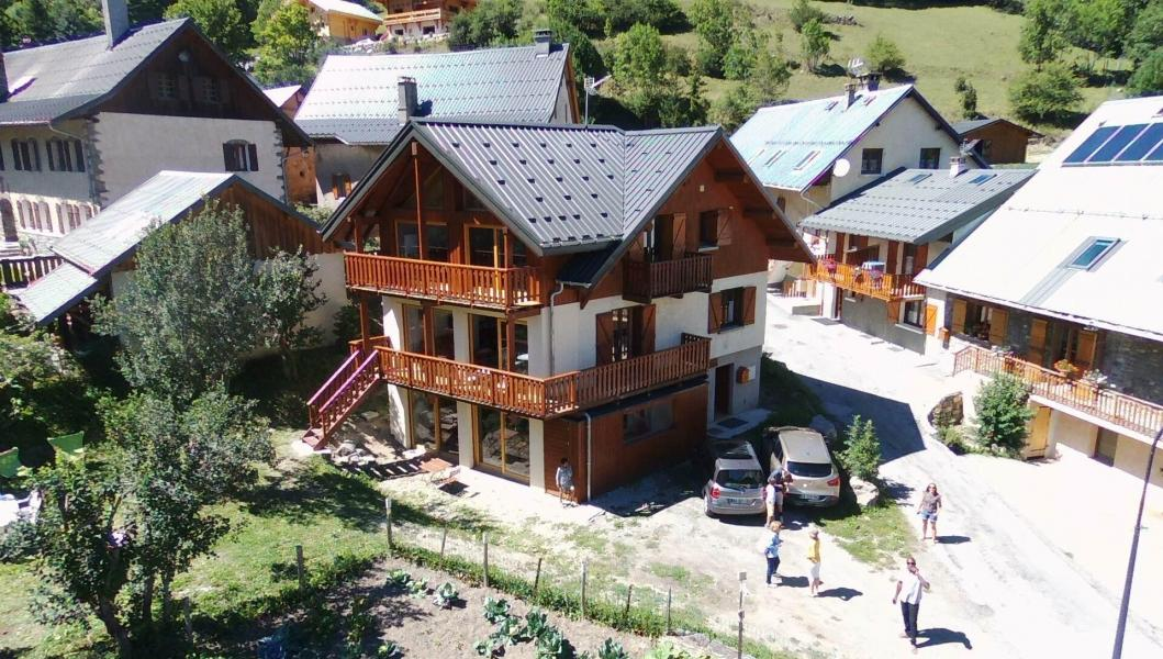 Urlaub in den Bergen Chalet Olvera - Valloire
