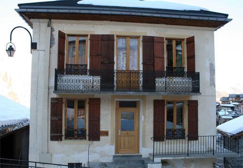 Location au ski Chalet 9 pièces 18 personnes - Chalet Oursons - Saint Martin de Belleville - Extérieur été