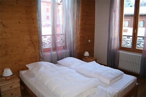 Vacances en montagne Chalet 9 pièces 18 personnes - Chalet Oursons - Saint Martin de Belleville - Chambre