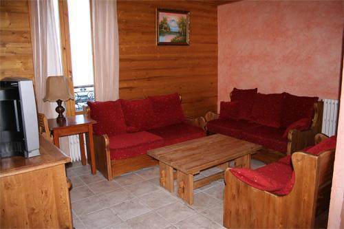 Vacances en montagne Chalet 9 pièces 18 personnes - Chalet Oursons - Saint Martin de Belleville - Séjour