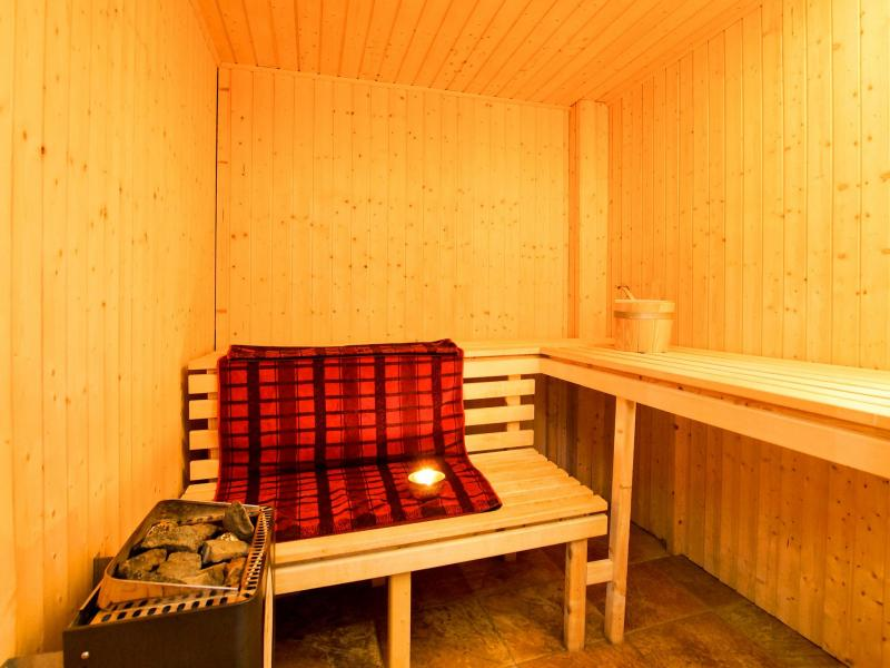 Holiday in mountain resort Chalet Panorama - Thyon - Sauna