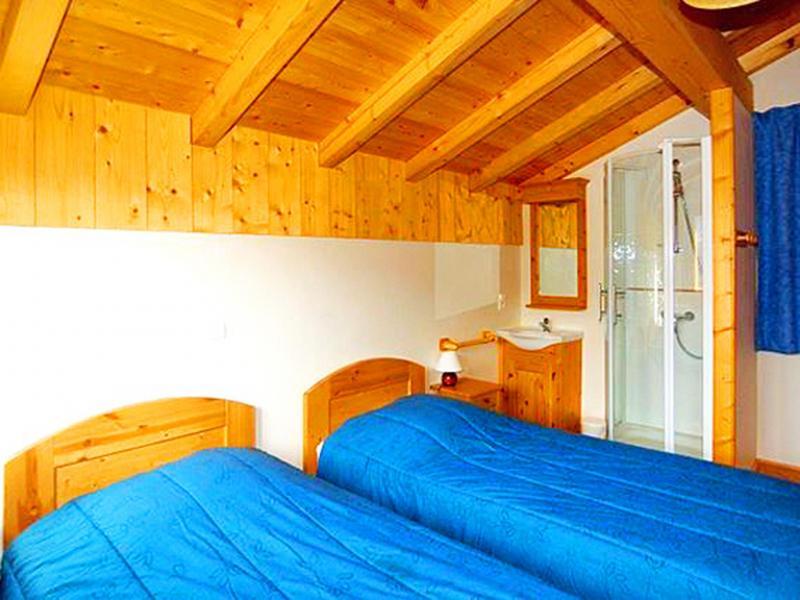 Holiday in mountain resort Chalet Paradis de St Martin - Saint Martin de Belleville - Bedroom