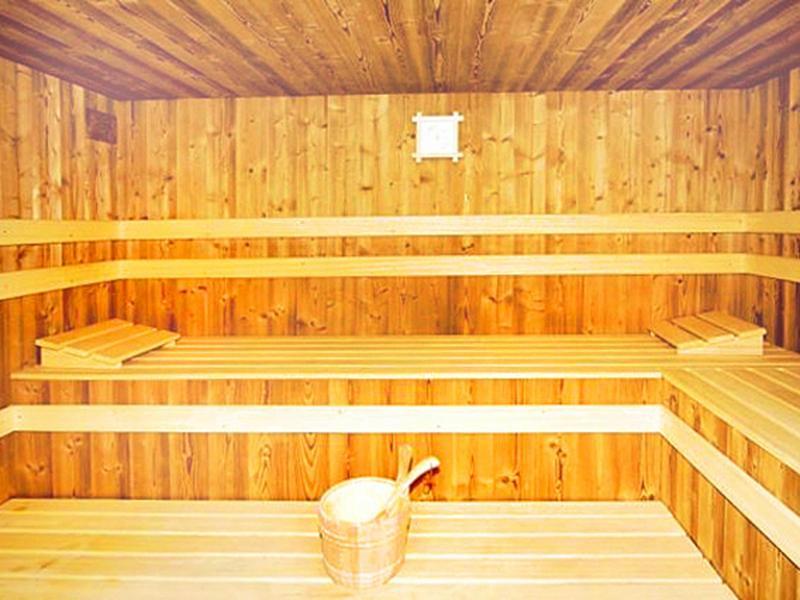 Holiday in mountain resort Chalet Paradis de St Martin - Saint Martin de Belleville - Sauna