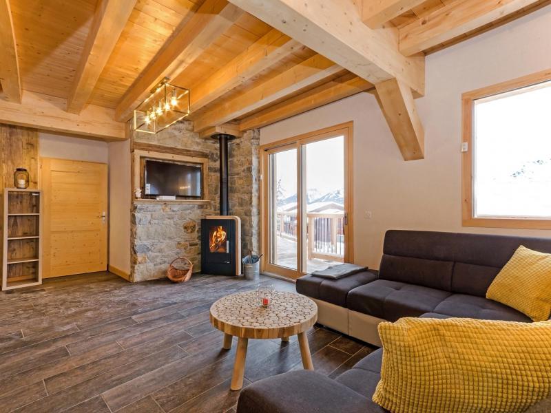 Wakacje w górach Chalet Paradise Star - Montchavin La Plagne - Pokój gościnny