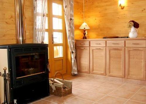Vacances en montagne Chalet 11 pièces 22 personnes (1) - Chalet Paulo - Saint Martin de Belleville - Cheminée