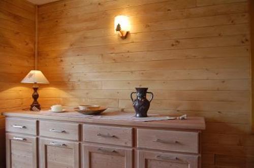 Vacances en montagne Chalet 11 pièces 22 personnes (1) - Chalet Paulo - Saint Martin de Belleville - Placard