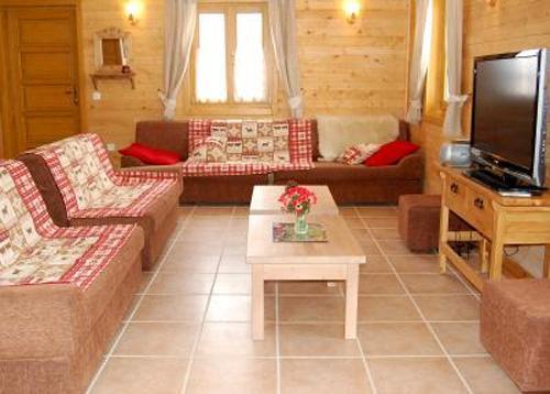 Vacances en montagne Chalet 11 pièces 22 personnes (1) - Chalet Paulo - Saint Martin de Belleville - Séjour