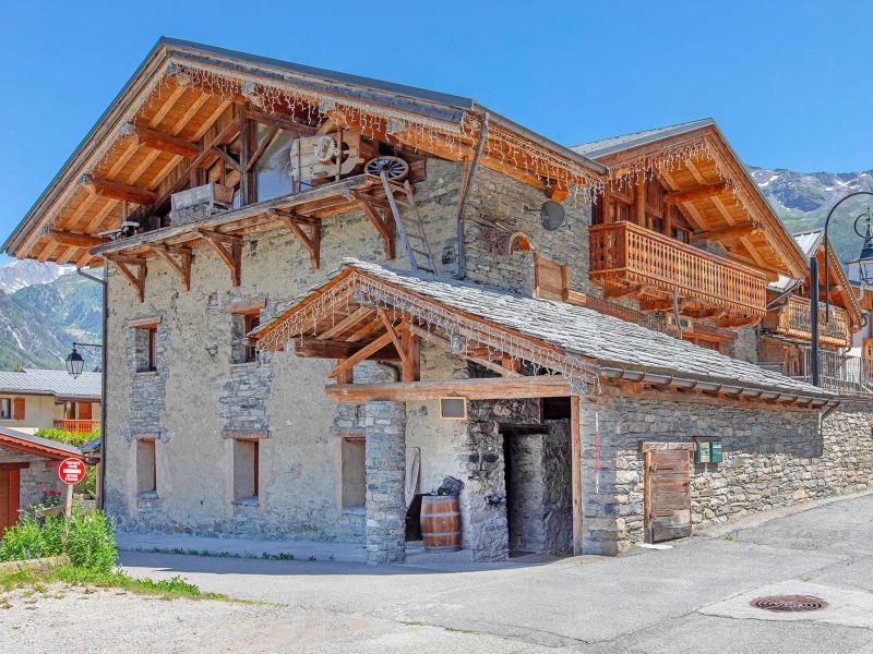 Wakacje w górach Chalet Père Marie - Les Arcs - Na zewnątrz latem