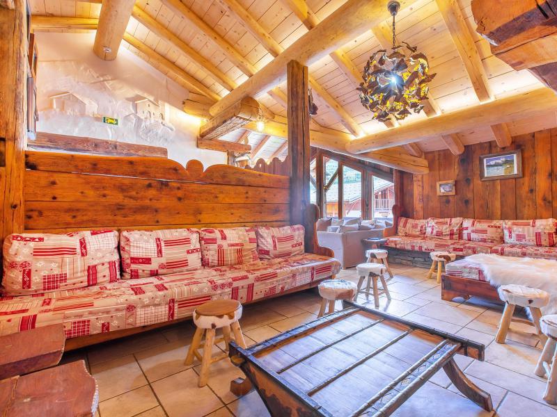 Wakacje w górach Chalet Père Marie - Les Arcs - Pokój gościnny