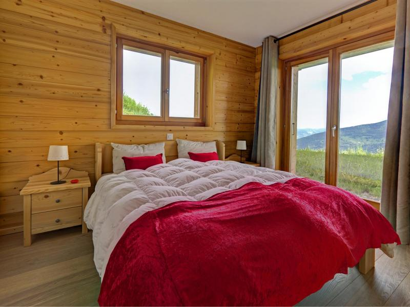 Holiday in mountain resort Chalet Perle des Collons - Thyon - Bedroom