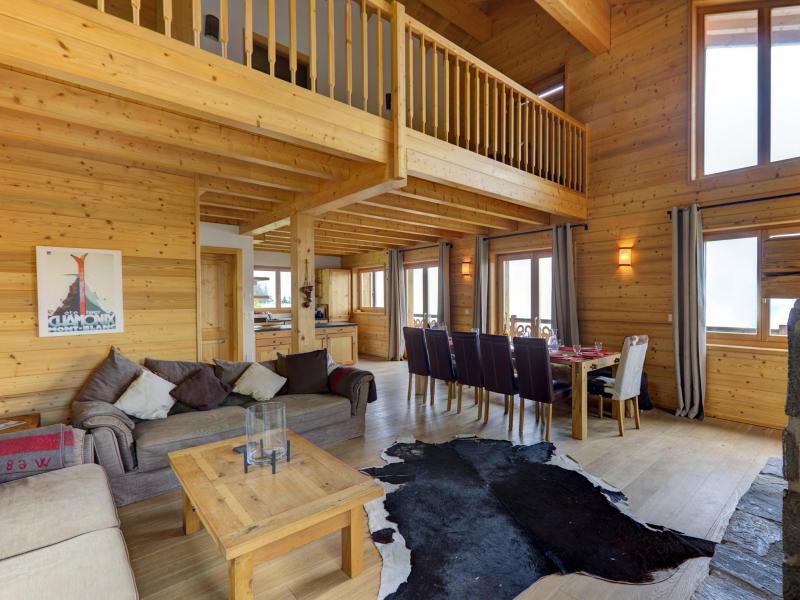 Vacances en montagne Chalet Perle des Collons - Thyon - Table basse