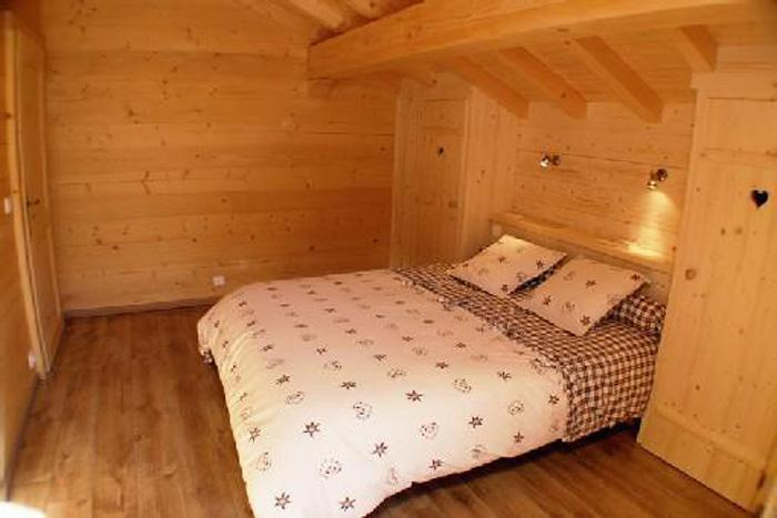 Vacaciones en montaña Chalet 6 piezas para 12 personas - Chalet Perle des Neiges - Le Grand Bornand - Habitación