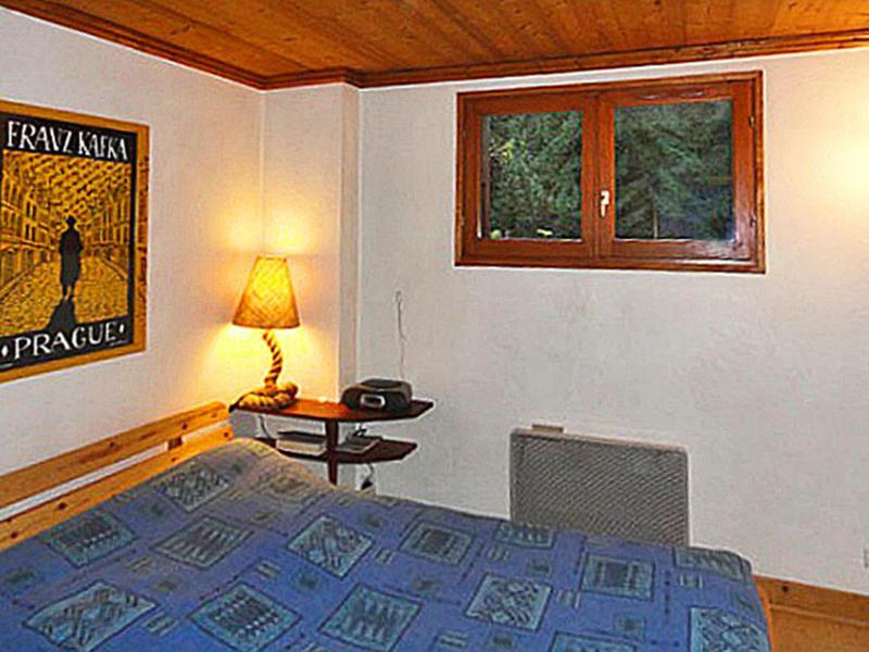 Vakantie in de bergen Chalet Peudral - La Plagne - Kamer