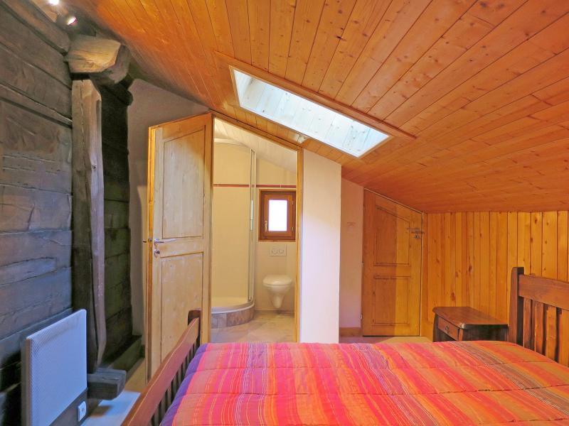 Vakantie in de bergen Chalet Peudral - La Plagne - Zolderkamer