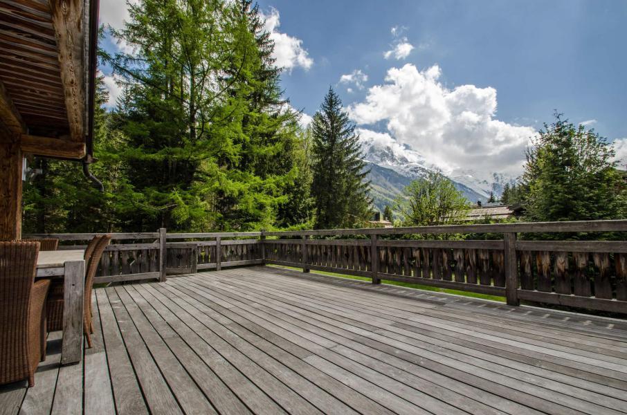 Vacances en montagne Chalet Peyrlaz - Chamonix