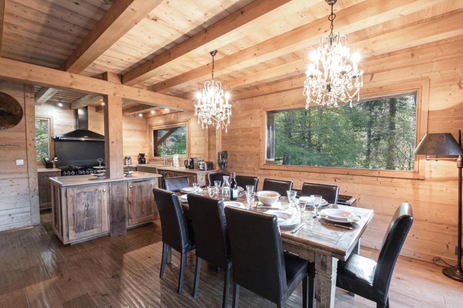 Vacances en montagne Chalet 7 pièces 12 personnes - Chalet Peyrlaz - Chamonix - Logement