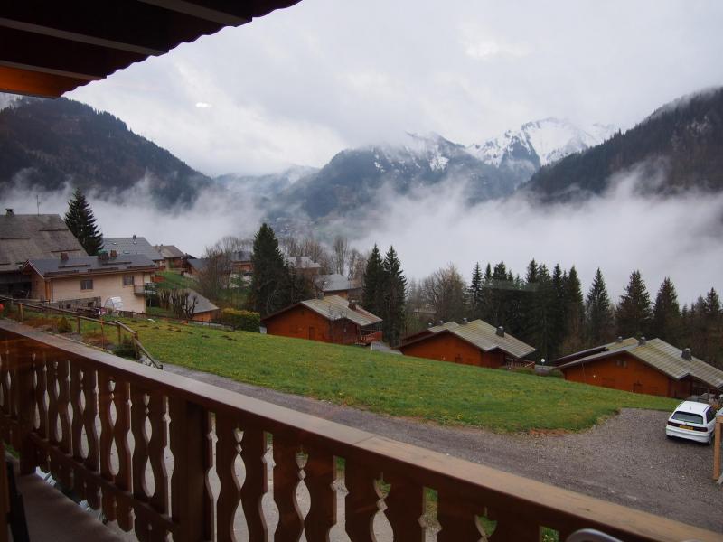 Vacaciones en montaña Chalet 5 piezas para 10 personas (001) - Chalet Picard - Châtel