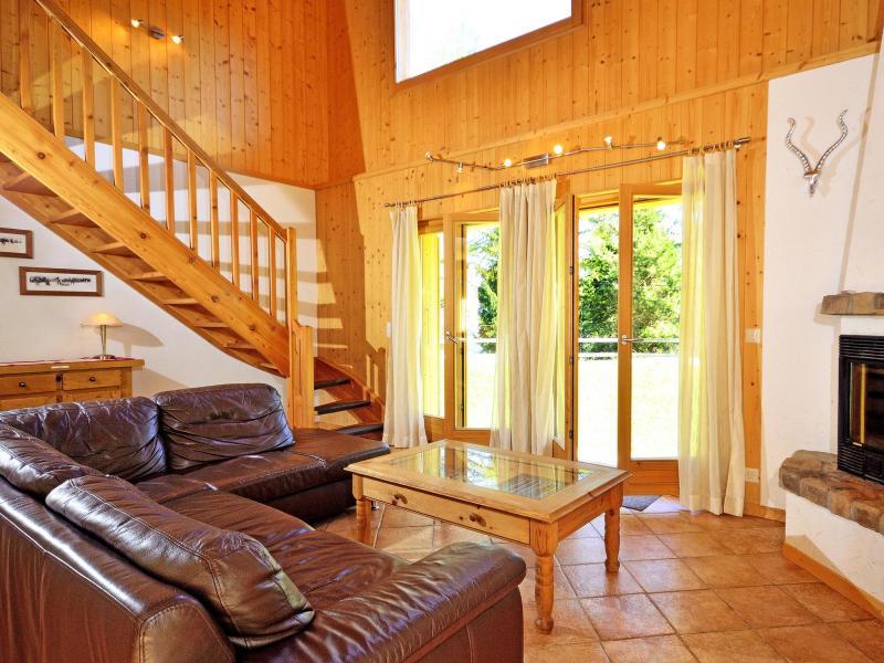 Holiday in mountain resort Chalet Pierina - La Tzoumaz - Coffee table