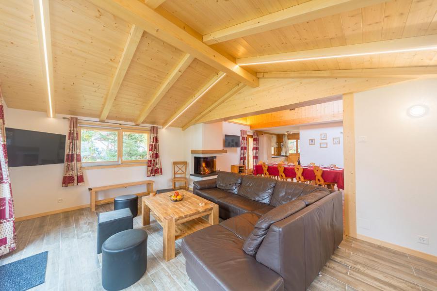 Vacances en montagne Chalet Pierina - La Tzoumaz - Coin repas