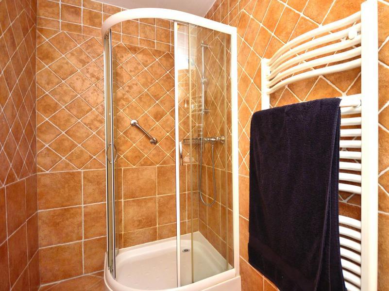 Holiday in mountain resort Chalet Pierina - La Tzoumaz - Shower
