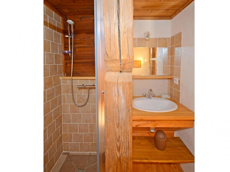 Vacances en montagne Chalet Pierra Menta - Peisey-Vallandry - Salle d'eau