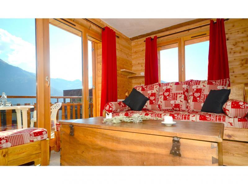 Vacances en montagne Chalet Pierra Menta - Peisey-Vallandry - Séjour