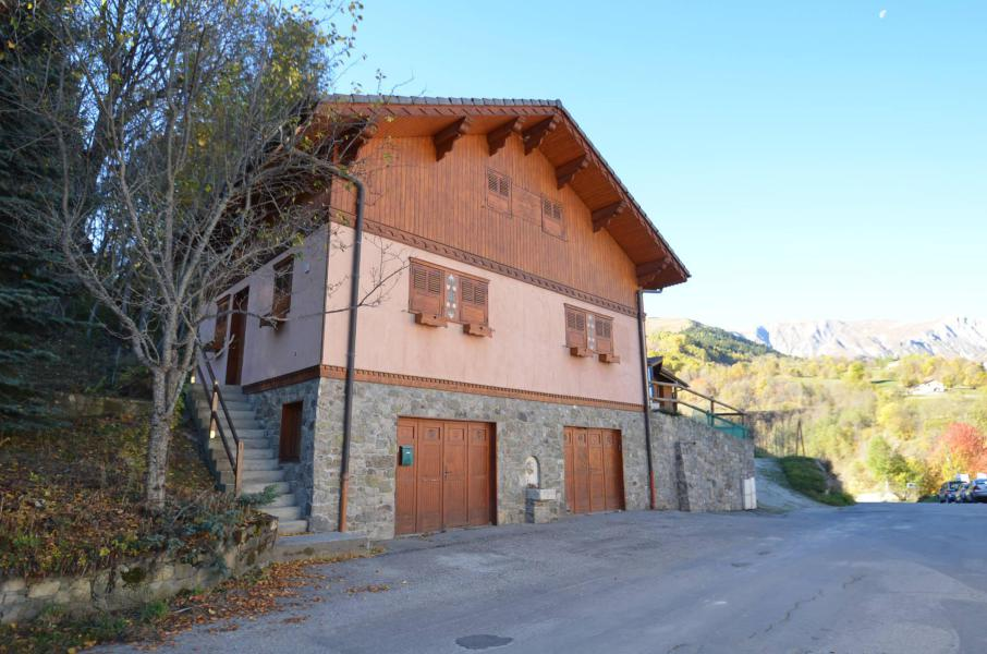 Chalet Chalet Pierre - Upton - Saint Martin de Belleville - Alpes du Nord