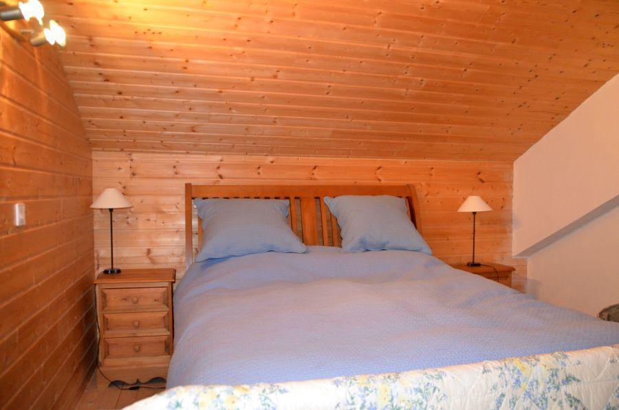 Vakantie in de bergen Chalet 4 kamers 8 personen - Chalet Pierre - Upton - Saint Martin de Belleville - 2 persoons bed