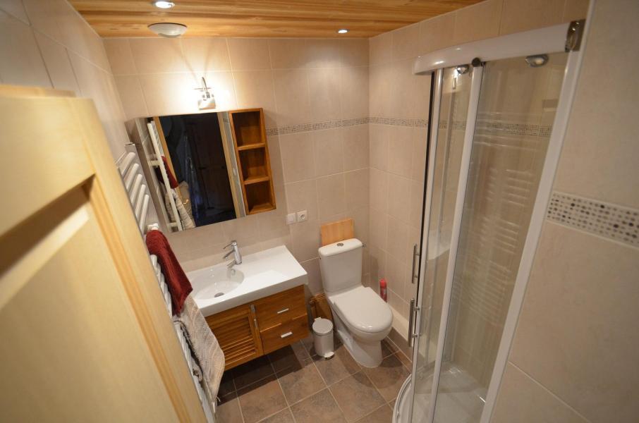 Vakantie in de bergen Chalet 4 kamers 8 personen - Chalet Pierre - Upton - Saint Martin de Belleville - Douche
