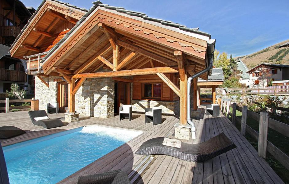 Domek górski Chalet Prestige Lodge - Les 2 Alpes - Alpy Północne