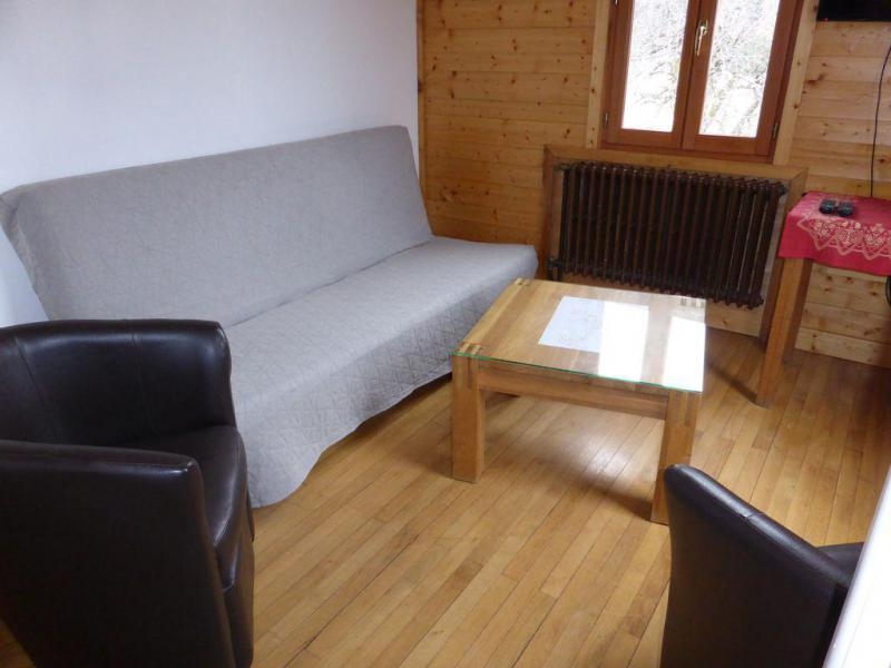 Holiday in mountain resort 5 room chalet 10 people (PYLONE) - Chalet Pylone - Saint Gervais