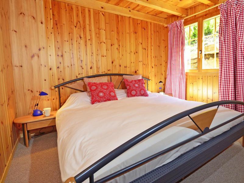 Vacanze in montagna Chalet Quatre Vallées - La Tzoumaz - Camera