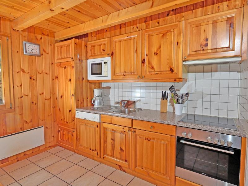 Vacanze in montagna Chalet Quatre Vallées - La Tzoumaz - Cucina