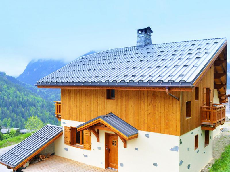 Vacances en montagne Chalet Rosa Villosa - Champagny-en-Vanoise - Extérieur été