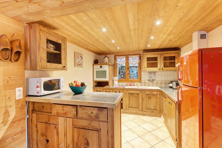 Vacances en montagne Chalet Rosa Villosa - Champagny-en-Vanoise - Cuisine