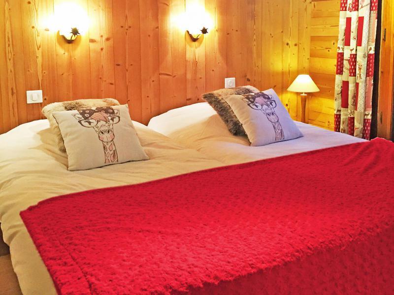 Vacances en montagne Chalet Rosa Villosa - Champagny-en-Vanoise - Lit double