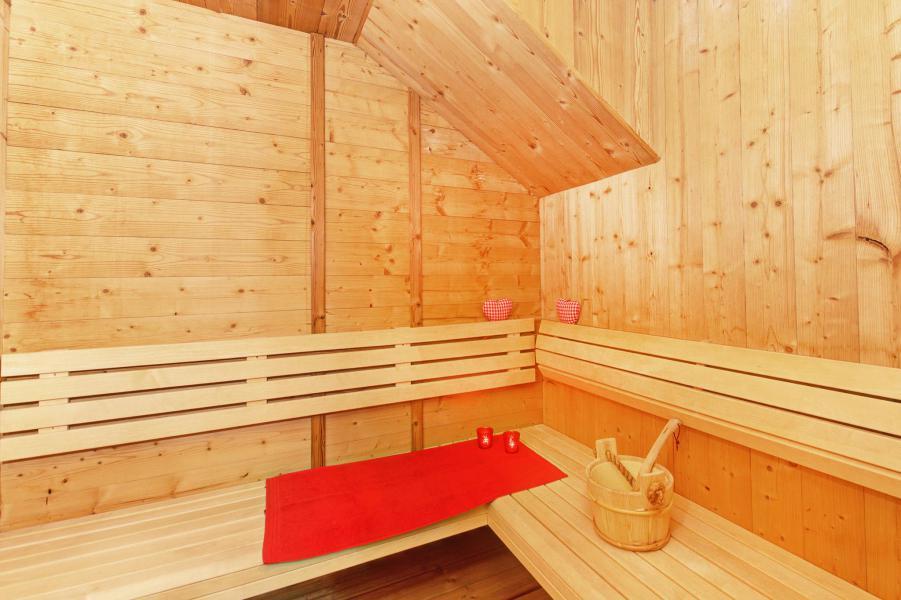Vacances en montagne Chalet Rosa Villosa - Champagny-en-Vanoise - Sauna
