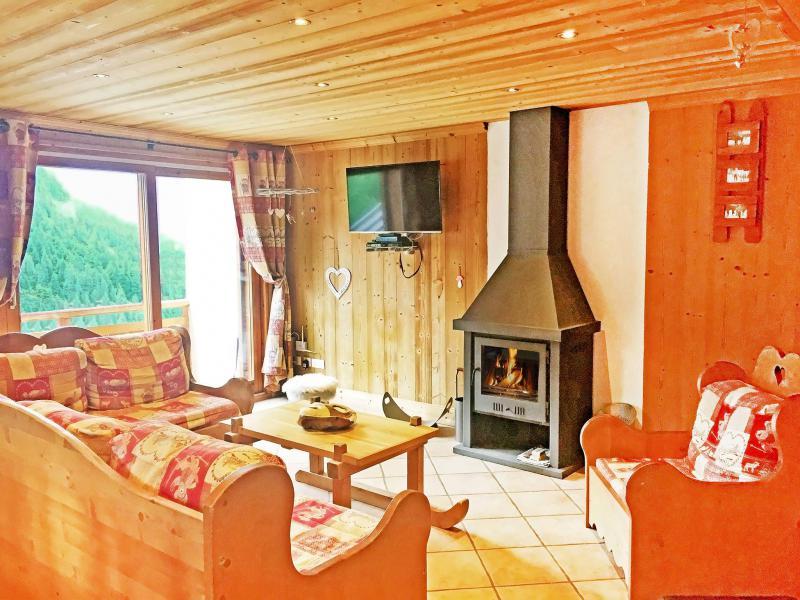 Vacances en montagne Chalet Rosa Villosa - Champagny-en-Vanoise - Séjour