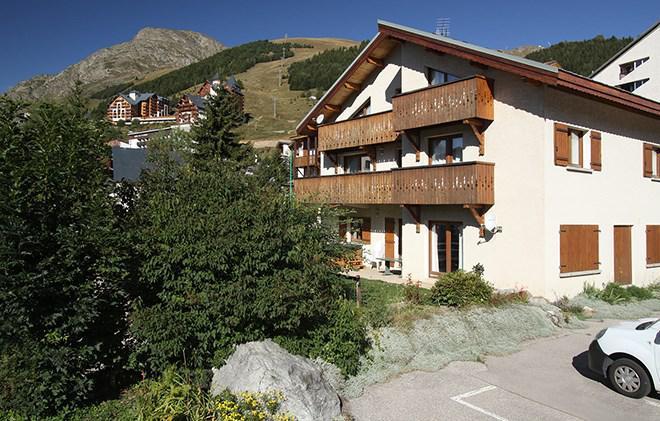 Vacances en montagne Chalet Sabot de Vénus - Les 2 Alpes - Extérieur été