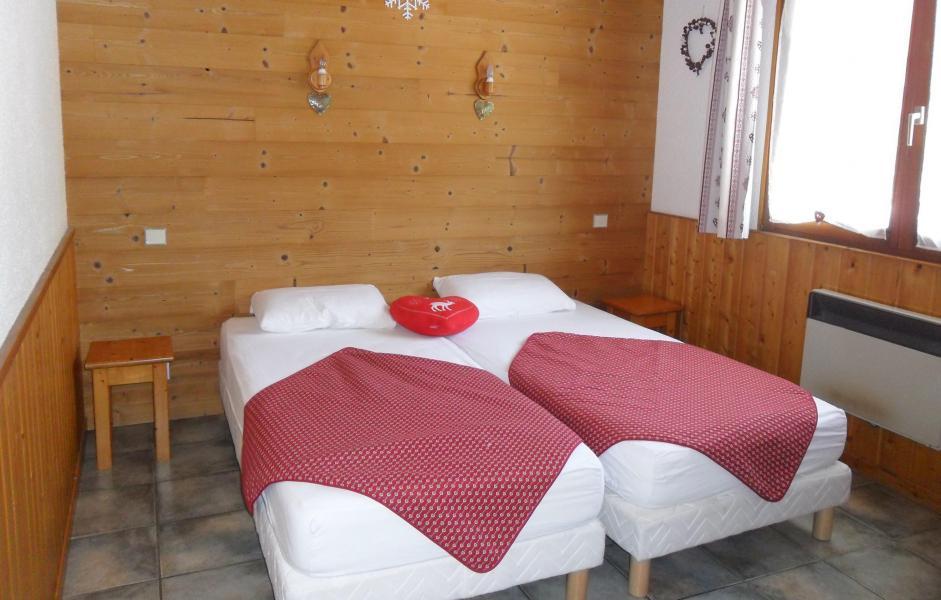 Vacances en montagne Chalet Sabot de Vénus - Les 2 Alpes - Chambre