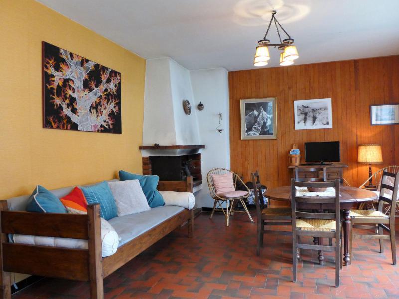 Vacances en montagne Chalet 4 pièces 6 personnes (1) - Chalet Saint Antoine - Les Houches - Logement